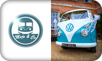 Norfolk VW Camper Van                                           Hire Wedding Camper Van                                           Wedding Transport Norfolk